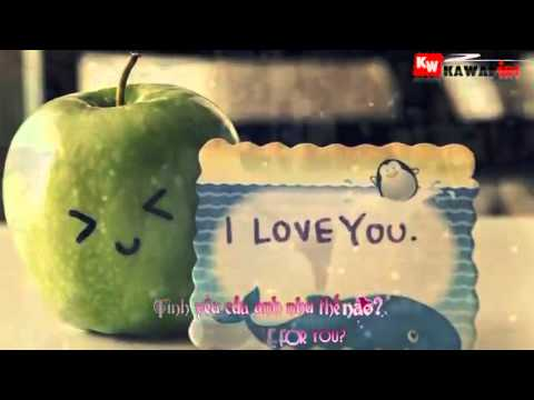 Hay L Chia Tay  Khc Vit  Video Lyric Kara + Engsub ]