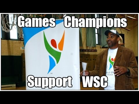 Games Champions Support WSC as Board and Committee Members
