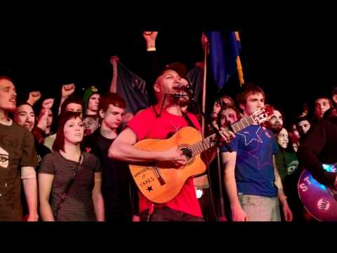 Thumbnail image for 'Tom Morello - World Wide Rebel Songs Live in Madison, WI'