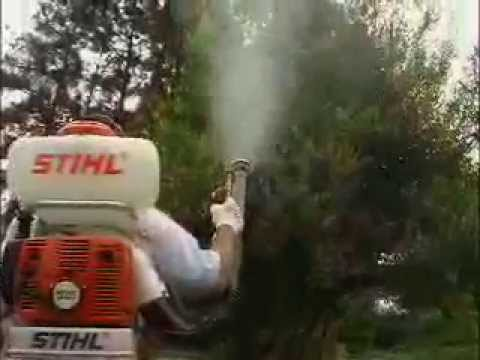 Fumigadora STIHL SR 420