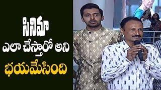 Chintakindi Mallesham emotional speech @ Mallesham Pre release event - IGTELUGU