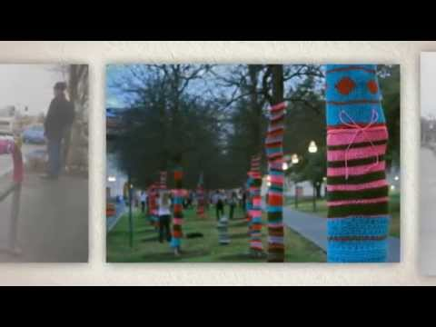 Guerrilla de Ganchillo - Urban Knitting - Yarn Bombing