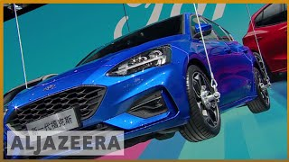 US carmakers fear losing business in China - ALJAZEERAENGLISH