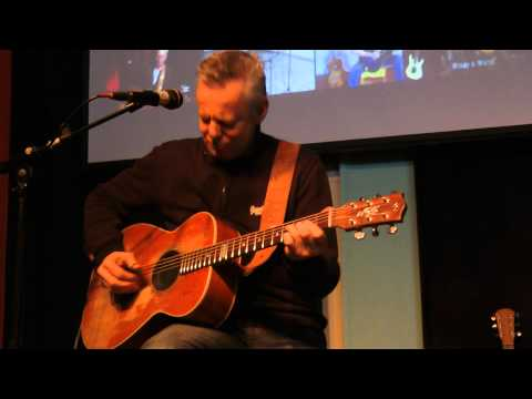 "Tommy Emmanuel Workshop Guitar Academy Amsterdam 2012-01-21_04 Warming up (3) ""Hope Street"""