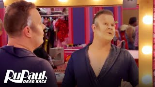 Nina West Opens Up About Being Targeted in College | RuPaul's Drag Race - VH1