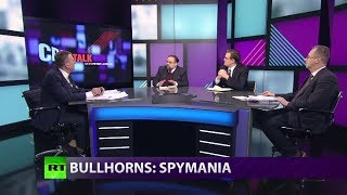 CrossTalk Bullhorns: Spymania (Extended Version) - RUSSIATODAY