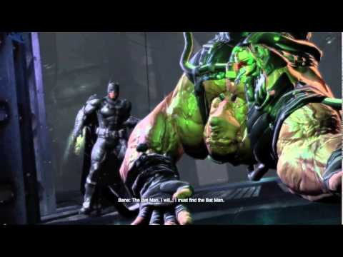 Batman Arkham Origins Walk & Playthrough Part 15 , The Finale (HD)