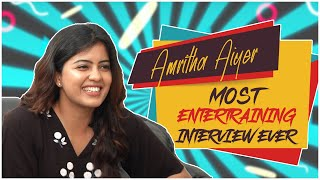 Amritha Aiyer Exclusive Interview | 30 Rojullo Preminchadam Ela Interview  | TFPC - TFPC