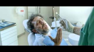 فيديو| فرانشيسكو توتي طبيب أسنان