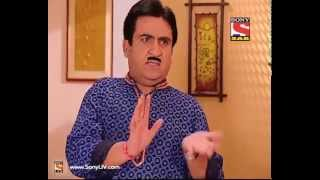 Tarak Mehta Ka Ooltah Chashmah : Episode 1709 - 26th August 2014
