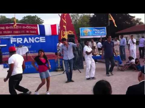 Sri Lankan Girls in Paris