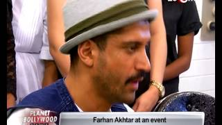 Farhan Akhtar talks about his next big project! | Bollywood News