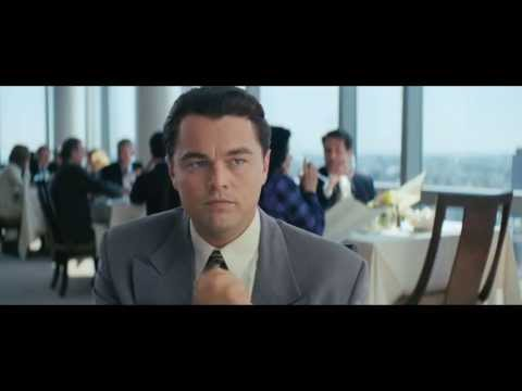 The Wolf of Wall Street Official Trailer [HD]