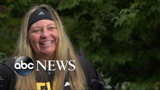 Paralyzed hiker treks 2,650 miles of Pacific Crest Trail - ABCNEWS