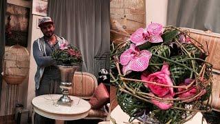Слава Роска. Букет с французской розой