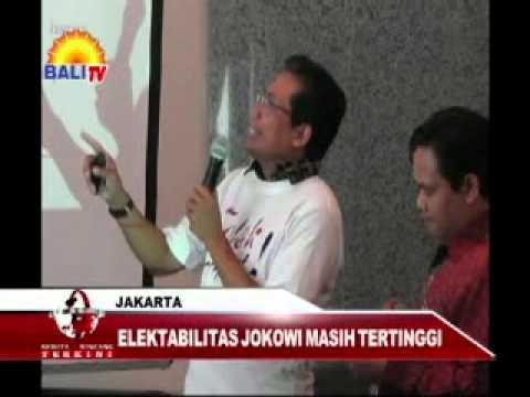 ELEKTABILITAS JOKOWI TERTINGGI BBT MALAM 14 03 14 SEGMEN 1 @nDaPipiT