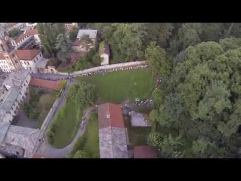 IronBike 2015 - La Rocca di Cavour vista dall