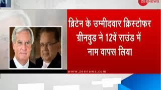 India's Justice Dalbir Bhandari re-elected to ICJ | भारत के जस्टिस दलबीर भंडारी ICJ में चुने गए - ZEENEWS