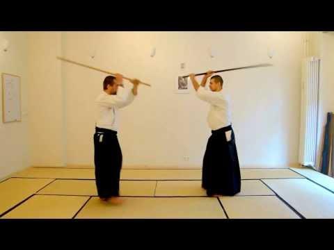 Aikido - JO 7 Kata