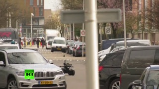 Utrecht Shooting: Manhunt in underway after 1 person killed, several injured - RUSSIATODAY