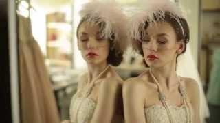 Ксения Афанасьева создает образ Мисс Диор для актрисы Насти Ивановой