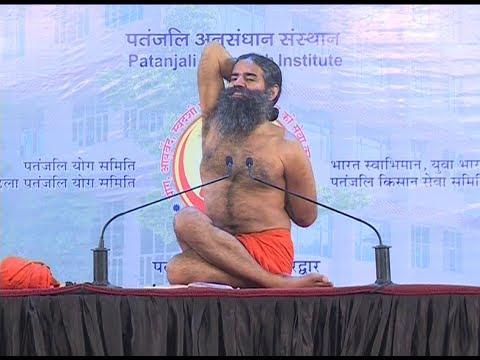 Yog Shivir: Swami Ramdev | Patanjali Yogpeeth, Haridwar | 23 May 2017 (Part 4)