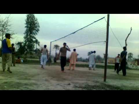 Bannu volly ball 2014