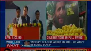 Congress took India to 21st century, but PM is taking us back to the medieval times: Rahul Gandhi - NEWSXLIVE