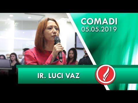 Luci Vaz | Deus cuida de ti | Mc 9.2-8 | 04 05 2019