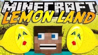 Minecraft Mod Showcase : Lemon Land !