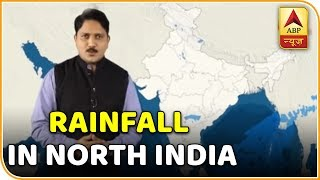 Expect more rainfall in northern India | Skymet Weather Bulletin - ABPNEWSTV
