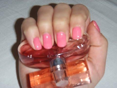 Jak na to: Jednoduché gelové nehty: Pinky Love