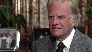Billy Graham, in his own words, about facing death and the Lord - ABCNEWS