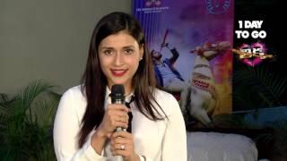 Thikka 1 day to go - Mannara Chopra   Sai Dharam Tej   Larissa Bonesi - idlebrain.com - IDLEBRAINLIVE