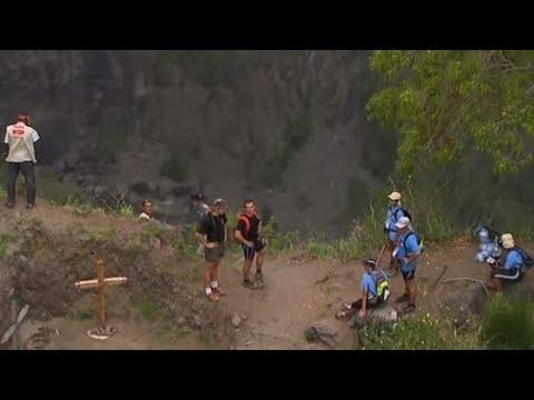 La légende des fous - Trail à la Réunion