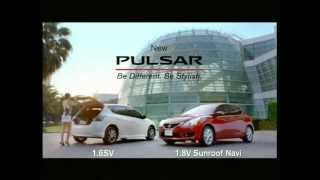Teaser New Niisan Pulsar   