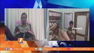 యూట్యూబ్ వీడియోస్ చూసి గన్ తయారుచేసిన యువకుడు, అరెస్ట్ చేసిన పోలీసులు | Medak | iNews - INEWS