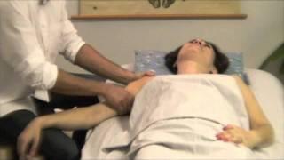 Japanese Style Of Hoshino Massage Therapy 1 Youtube