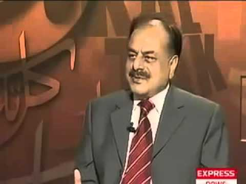 General Hameed Gul Message to Stupid Indian
