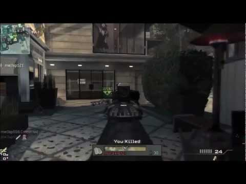 MW3 MULTIPLAYER GAMEPLAY! BARRET, SPAS 12. Tejbz uploaded vids, just put together