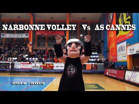 NVB Vs CANNES 2014/2015