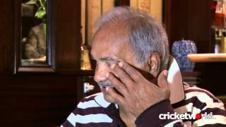Pakistan Cricket - Best Moments - Mushtaq Mohammad - Cricket World TV Exclusive - CRICKETWORLDMEDIA