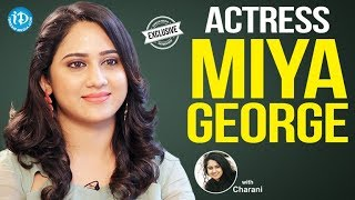 Ungarala Rambabu Actress Miya George Exclusive Interview || Talking Movies With iDream - IDREAMMOVIES