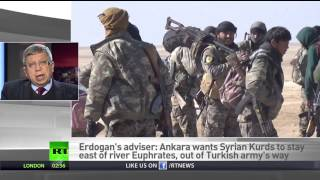 Peace in Syria up to Turkey & Russia, West's involvement a joke - Erdogan adviser - RUSSIATODAY