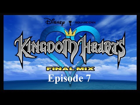 Kingdom Hearts 1.5 Remix Walkthrough Episode 7