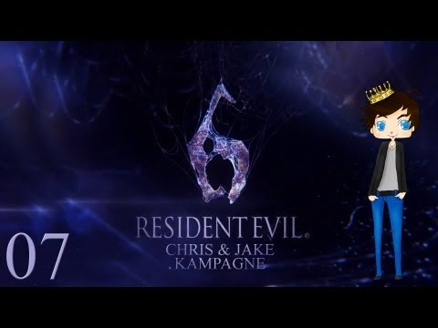 RESIDENT EVIL 6 COOP (Chris) /w Linus - PART 7