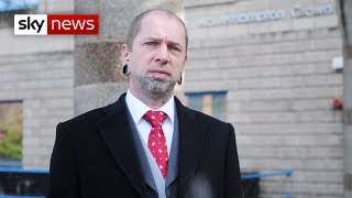 'Dr Evil' tattooist jailed over ear and nipple removals - SKYNEWS