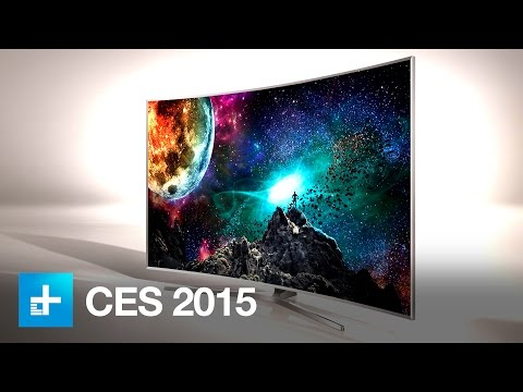 Samsung kicks 4K TV up a notch with new lineup for 2015