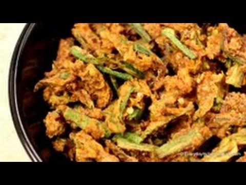 Bhindi Jaipuri / Bhindi fry