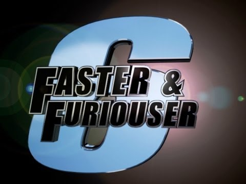 Faster & Furiouser - NEW TRAILER!